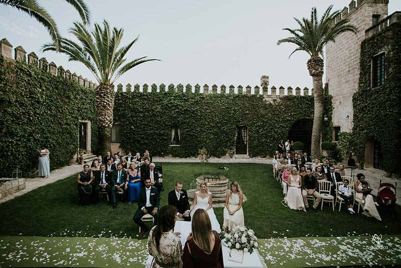 Castello Monaci, wedding in Apulia testimanials