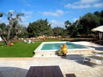 Apulien Ferienhaus Casa Graziella