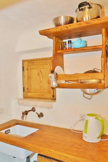Küche Trullo Specchia