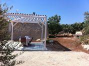Ferienhaus Alliste Apulien