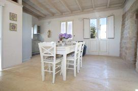 Wohnküche Casale Alliste Lecce