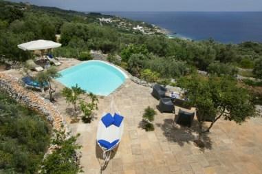 Meernahes Ferienhaus Apulien