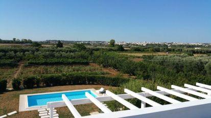 Villa Bianca - Villa mit Pool Apulien