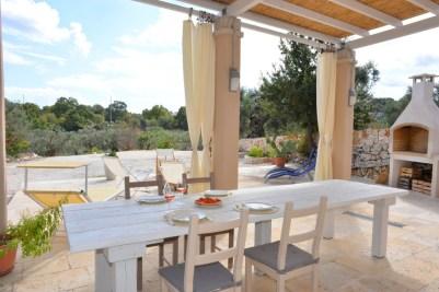 Ferienhauis Apulien