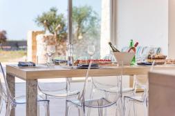 Apulien Ferienhaus mit Pool in Salento