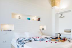 Doppelschlafzimmer Villa Corsano