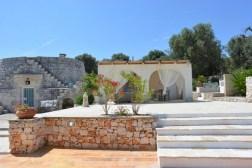 Apulien Ferienhaus mit Pool Cisternino