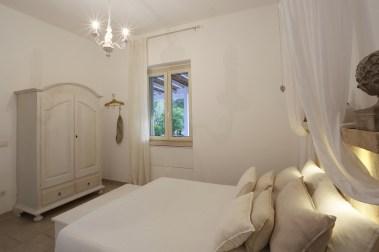 Doppelschlafzimmer Apulien Villa