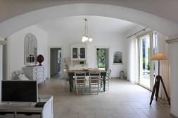 Wohnbereich Villa Apulien