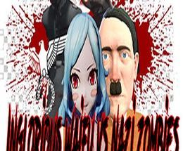 Inglorious Waifu VS Nazi Zombies Pc Game