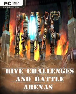 RIVE Challenges and Battle Arenas Cover, Poster, Full Version, PC Game, Download Free