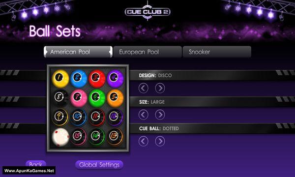 Cue Club 2: Pool & Snooker Screenshot 1, Full Version, PC Game, Download Free
