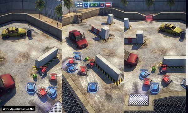 Robot Soccer Challenge Screenshot 3, Full Version, PC Game, Download Free