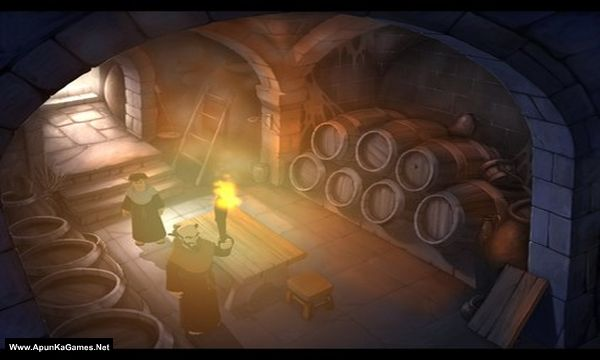 The Abbey - Director's cut Screenshot 3, Full Version, PC Game, Download Free