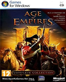 Age of empire complete collection Cover, Poster, Full Version, PC Game, Download Free