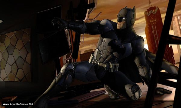 Batman: The Telltale Series Screenshot 1, Full Version, PC Game, Download Free