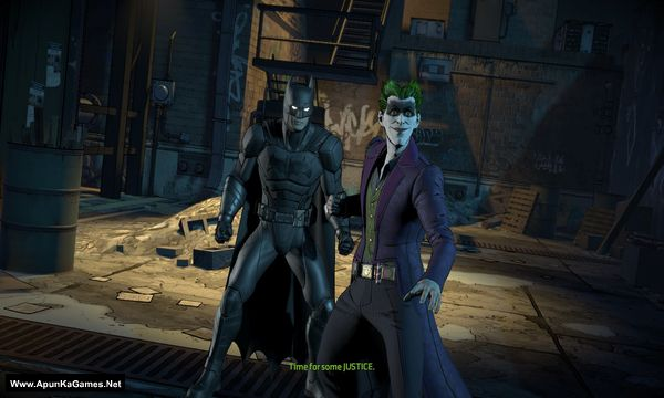 Batman: The Telltale Series Screenshot 3, Full Version, PC Game, Download Free