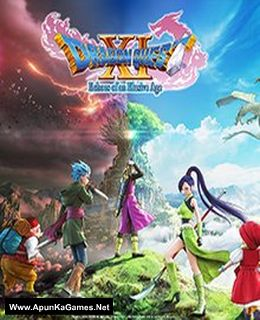 Dragon Quest XI Cover, Poster, Full Version, PC Game, Download Free