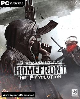 Homefront: The Revolution Cover, Poster, Full Version, PC Game, Download Free