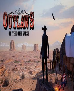 Outlaws of the Old West Cover, Poster, Full Version, PC Game, Download Free
