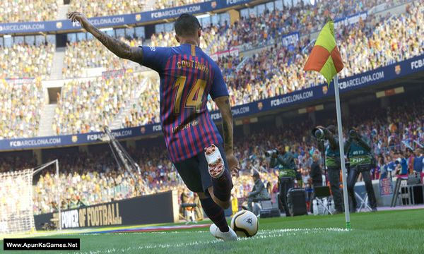 PRO EVOLUTION SOCCER 2019 Screenshot 3, Full Version, PC Game, Download Free