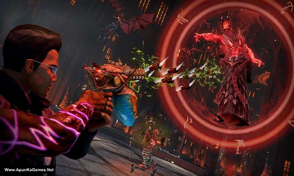Saints Row: Gat out of Hell Screenshot 2, Full Version, PC Game, Download Free