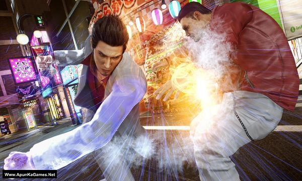 yakuza kiwami 1 Screenshot 2, Full Version, PC Game, Download Free
