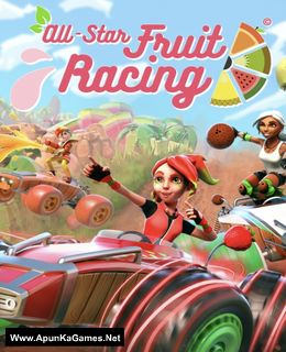 All-Star Fruit Racing Cover, Poster, Full Version, PC Game, Download Free
