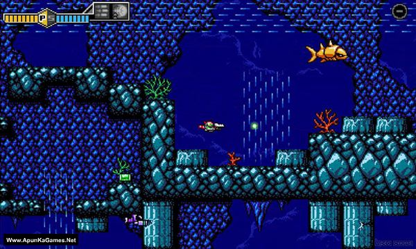 Blaster Master Zero Screenshot 3, Full Version, PC Game, Download Free