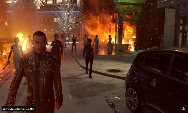 Detroit: Become Human Screenshot 3, Full Version, PC Game, Download Free