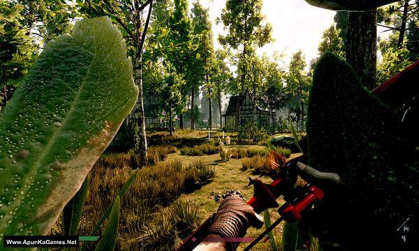 Hokan: Monster Slayer Screenshot 1, Full Version, PC Game, Download Free