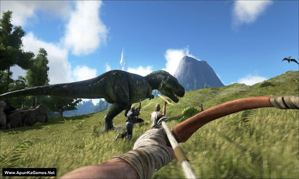 ARK: Survival Evolved Screenshot 1, Full Version, PC Game, Download Free