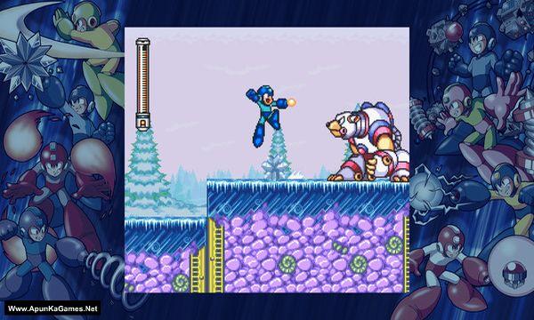 Mega Man Legacy Collection 2 Screenshot 1, Full Version, PC Game, Download Free