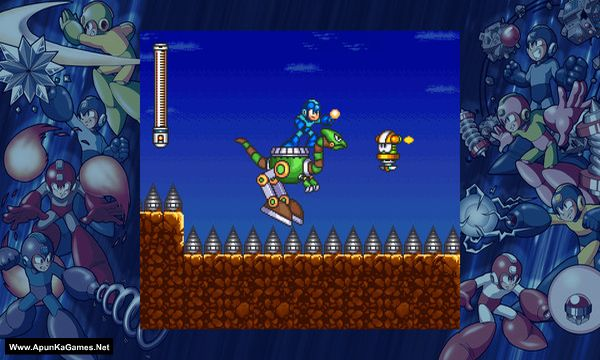 Mega Man Legacy Collection 2 Screenshot 3, Full Version, PC Game, Download Free