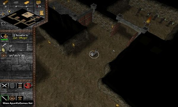 The Dark Legions Screenshot 1, Full Version, PC Game, Download Free