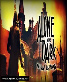 Alone in the Dark: The New Nightmare Cover, Poster, Full Version, PC Game, Download Free