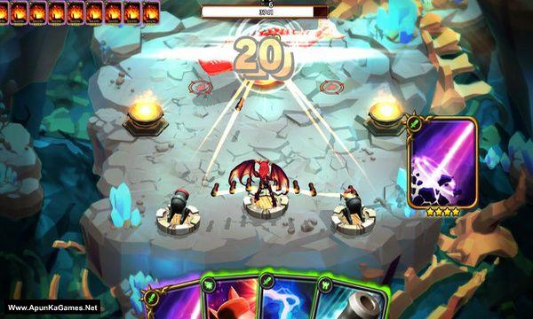 Overdungeon Screenshot 3, Full Version, PC Game, Download Free