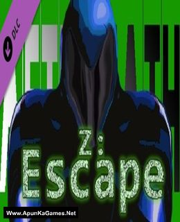 Z: Escape - Aftermath Cover, Poster, Full Version, PC Game, Download Free