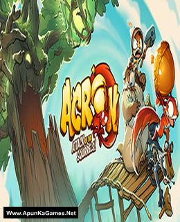Acron: Attack of the Squirrels! Cover, Poster, Full Version, PC Game, Download Free