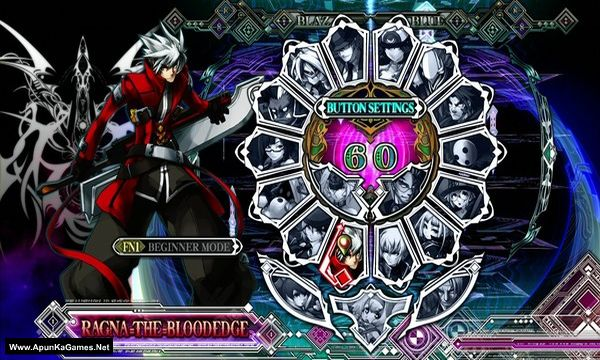BlazBlue: Continuum Shift Extend Screenshot 1, Full Version, PC Game, Download Free