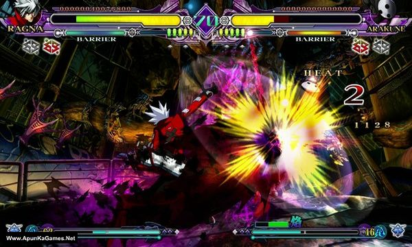 BlazBlue: Continuum Shift Extend Screenshot 2, Full Version, PC Game, Download Free