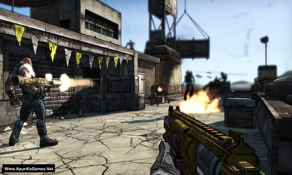 Borderlands 2 Game of the Year Screenshot 1, Full Version, PC Game, Download Free