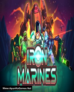Iron Marines Cover, Poster, Full Version, PC Game, Download Free