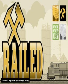 RAILED Cover, Poster, Full Version, PC Game, Download Free