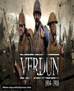 Verdun Cover, Poster, Full Version, PC Game, Download Free
