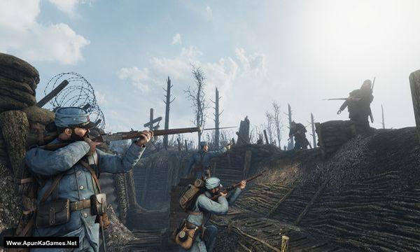 Verdun Screenshot 2, Full Version, PC Game, Download Free