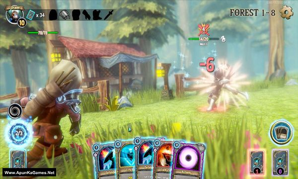 Deck Hunter Screenshot 3, Full Version, PC Game, Download Free