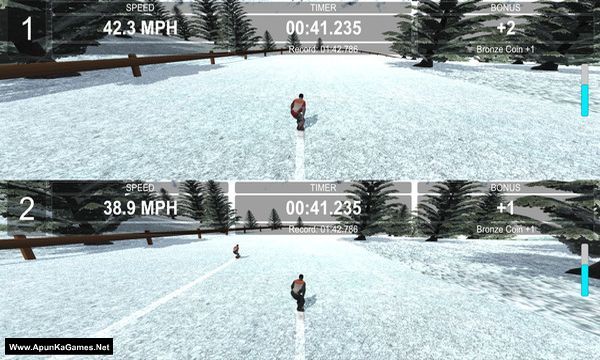 BSL Winter Games Challenge Screenshot 1, Full Version, PC Game, Download Free