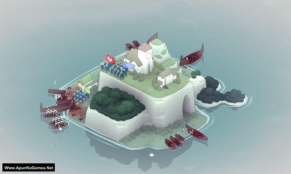 Bad North: Jotunn Edition Screenshot 1, Full Version, PC Game, Download Free