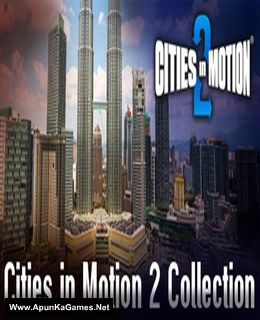 Cities in Motion 2 Collection Cover, Poster, Full Version, PC Game, Download Free